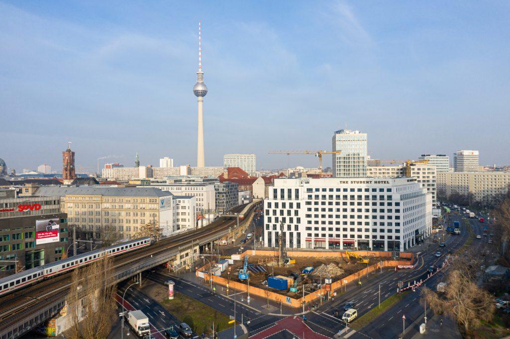 Central Tower, Berlin Mitte