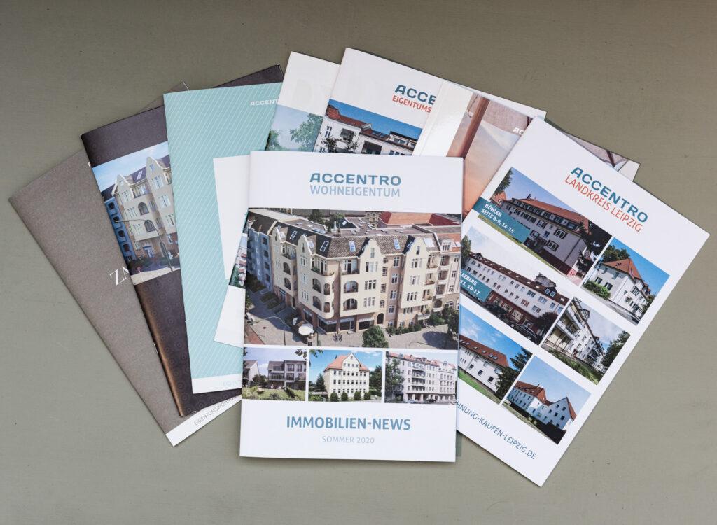 Prospekt der Accentro GmbH